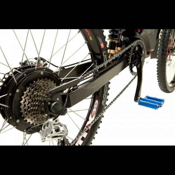 MAC 1000Вт редукторний мотор для велосипеда