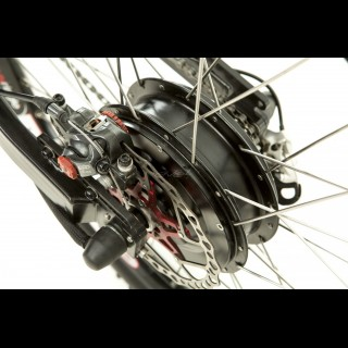 MAC 36-48В 1000Вт редукторный мотор для велосипеда