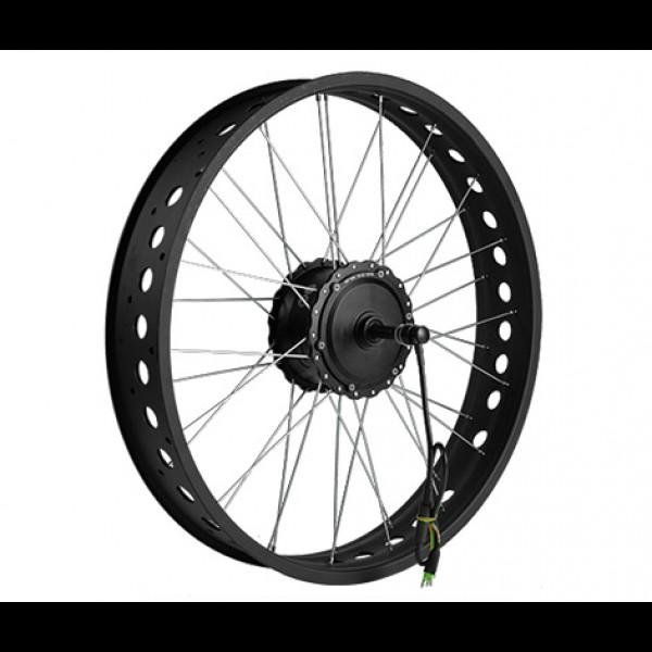 Мотор-колесо для фетбайка 750W MXUS FAT