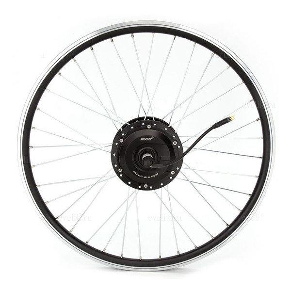 Електрокомплект для велосипеда 36В 500Вт MXUS редукторний з літій-іонним акумулятором GreenWings 13,8Ah