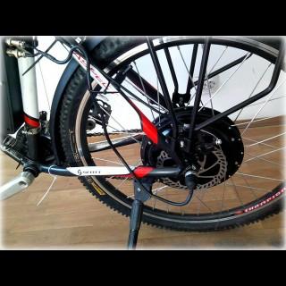 Мотор-колесо для велосипеда 500W MXUS XF39 / XF40