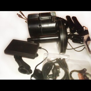Електрокомплект для велосипеда 48В 1000Вт Bafang FAT Color HD кареточний