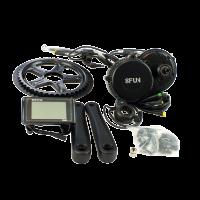 Электронабор для велосипеда 48В 750Вт Bafang BBS-02 кареточный