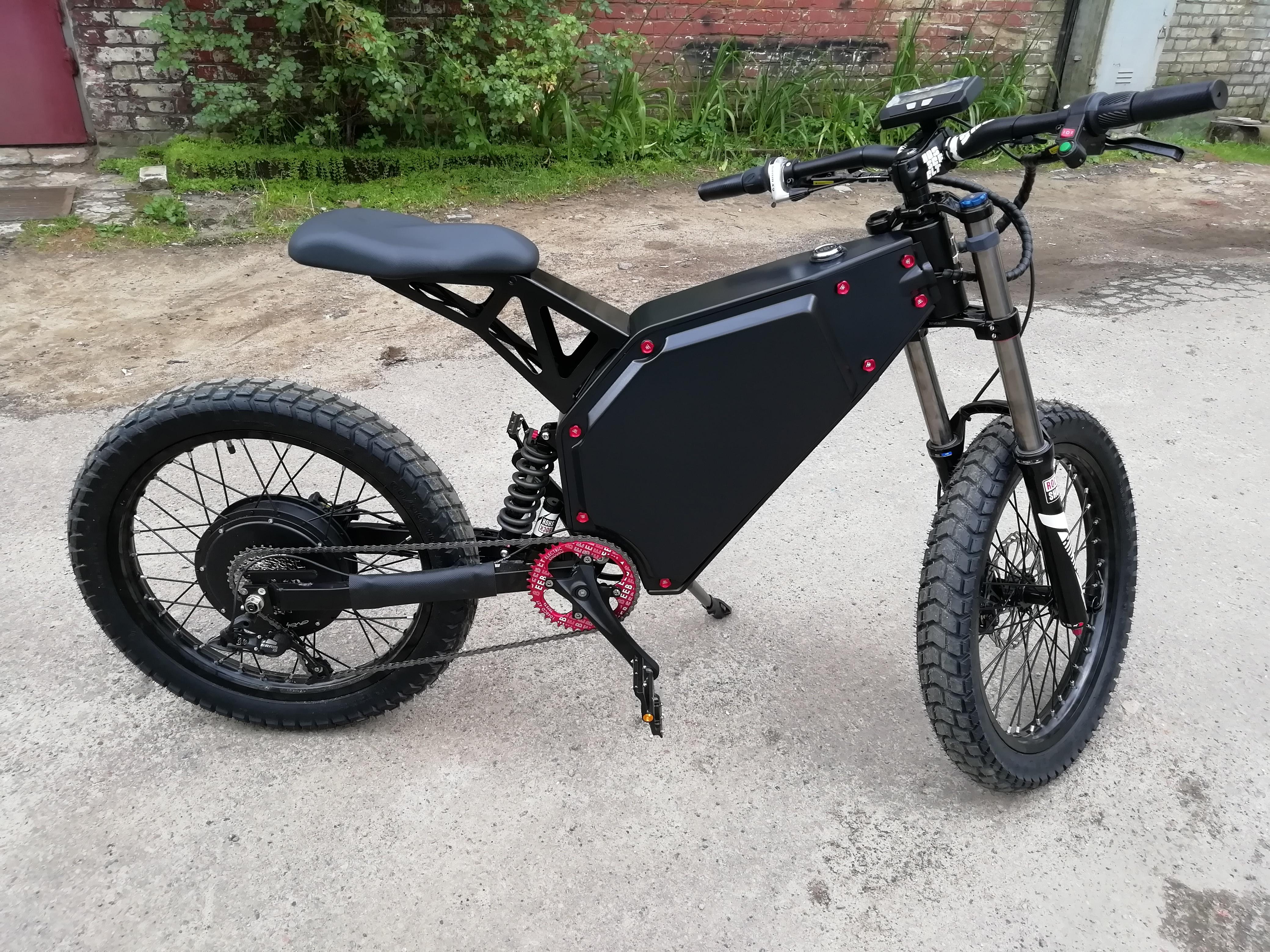 Електровелосипед обираемо правильно